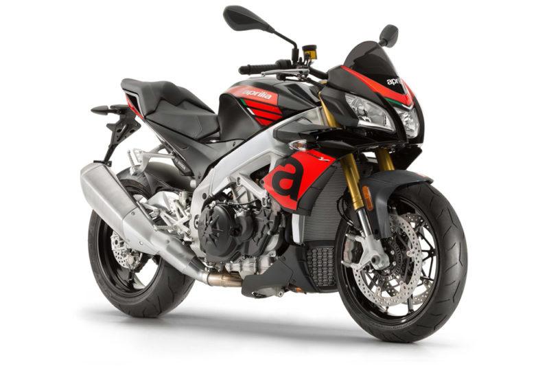 CocMotors Aprilia Tuono V4 1100 RR 2020 red