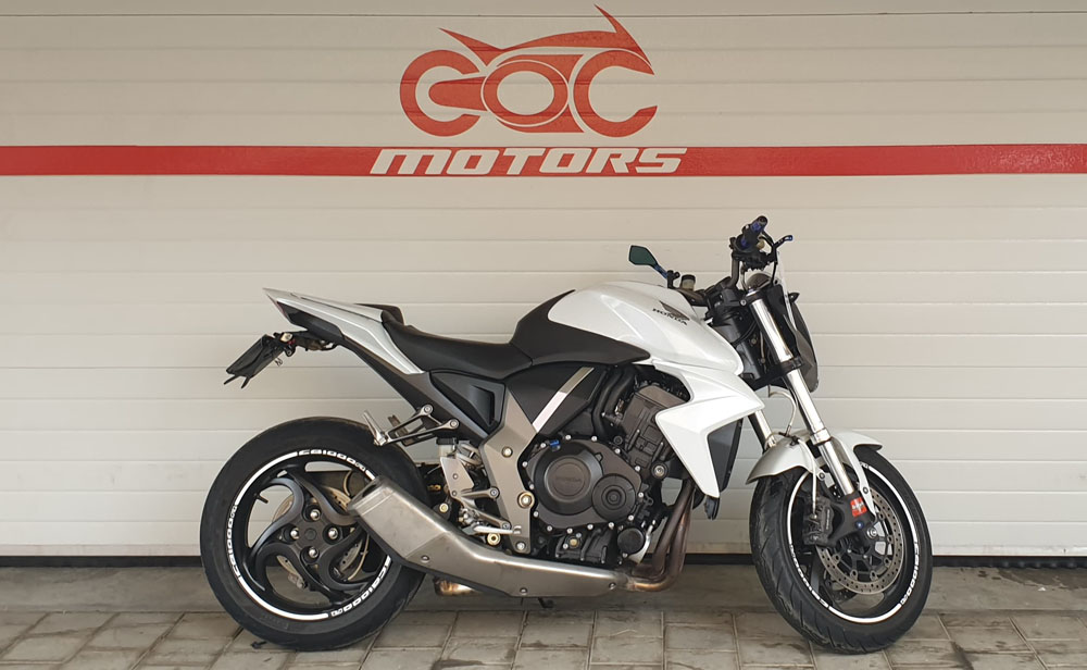 CocMotors Honda CB1000R