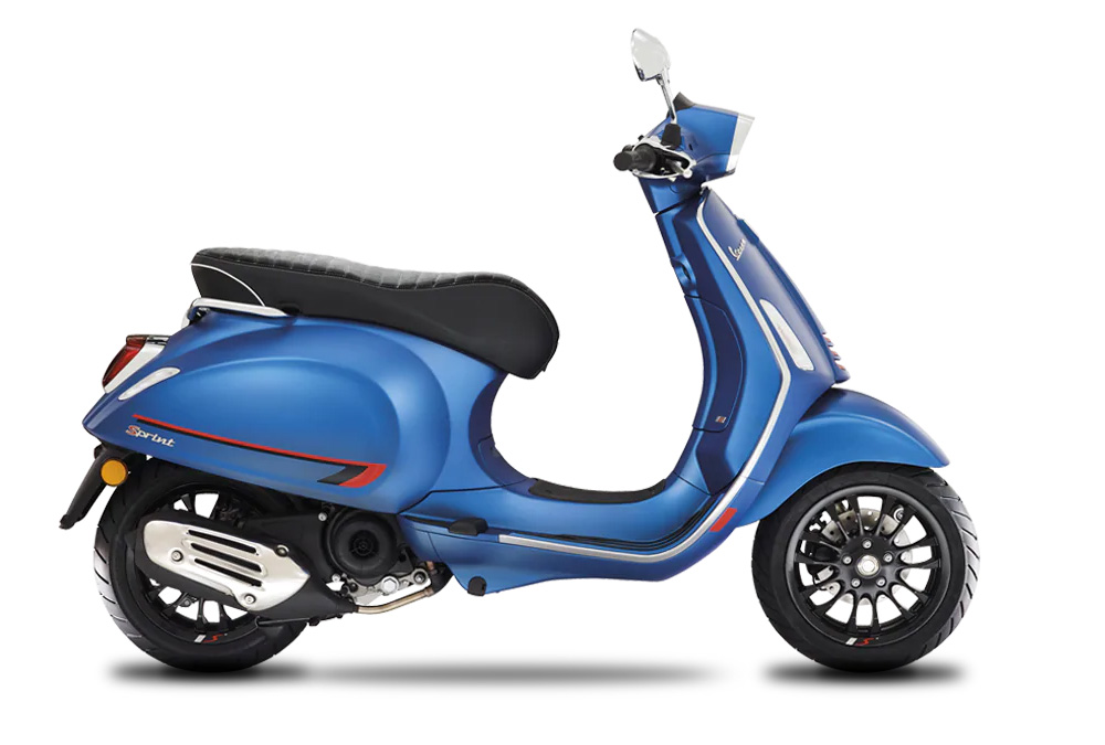 CocMotors Sprint Sport Blu Vivace