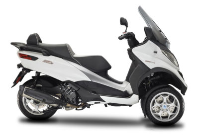 CocMotors- Piaggio MP3 500 Business alb