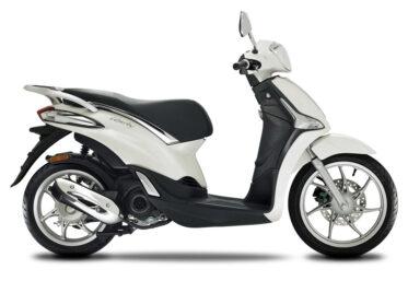 CocMotors- Piaggio Liberty 50 alb