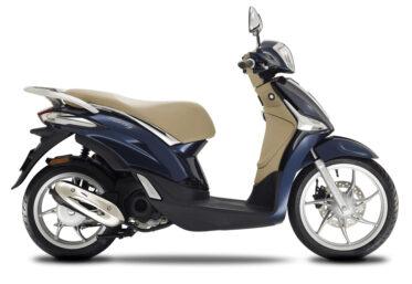 CocMotors- Piaggio Liberty 50 albastru