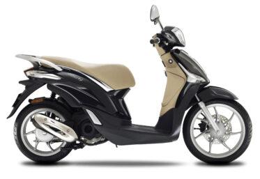 CocMotors- Piaggio Liberty 50 negru