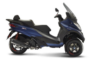 CocMotors- Piaggio MP3 500 Sport Advanced albastru