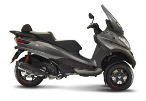 CocMotors- Piaggio MP3 500 Sport Advanced gri