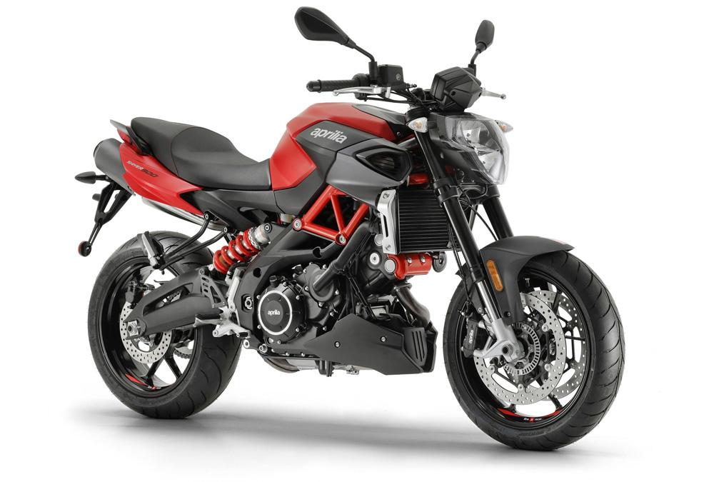 CocMotors Aprilia Shiver 900 2020 red