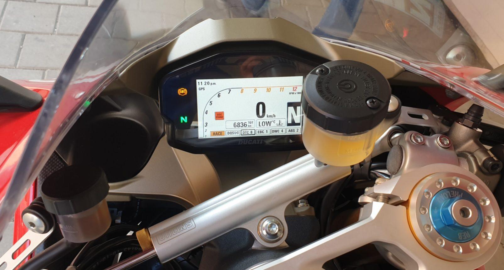 Ducati Panigale 1199 R full