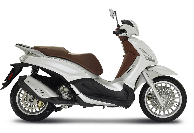 CocMotors - Piaggio Beverly 300 alb