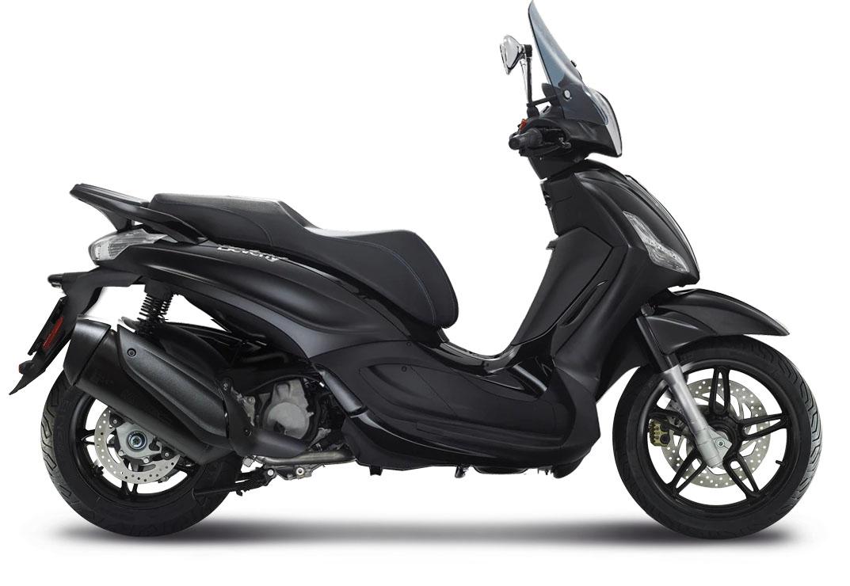 CocMotors - Piaggio Beverly 350 negru