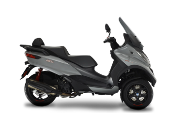 CocMotors - Piaggio MP3