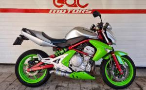CocMotors - Kawasaki ER6 N650 - 2007