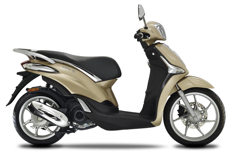 CocMotors- Piaggio Liberty 50 bej