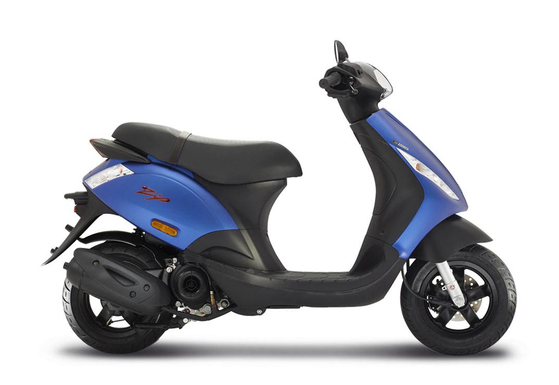 CocMotors - Piaggio Zip50 4T Albastru