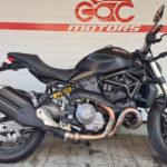 CocMotors Ducati Monster 821 - 2018