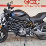 Ducati Monster 821 – 2018 full