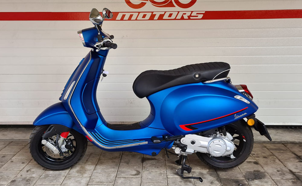 Vespa Sprint 50 – 2019 full